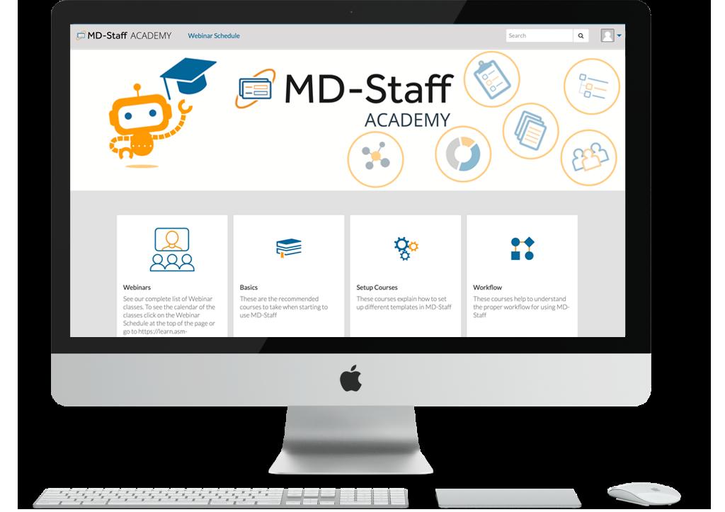 MDStaff Academy